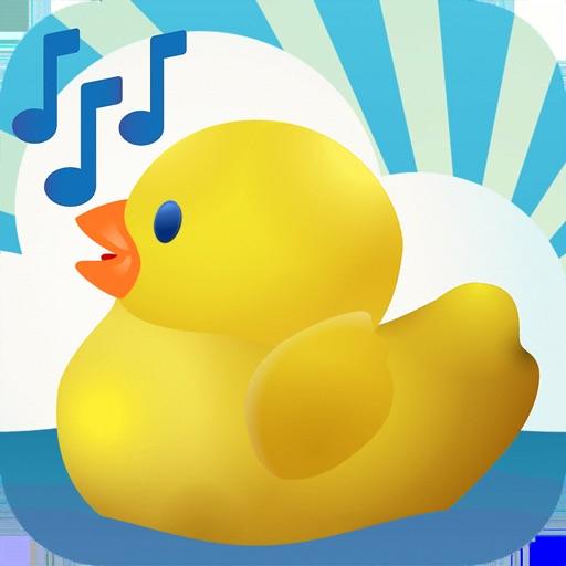 Crazy Rubber Duck Sound