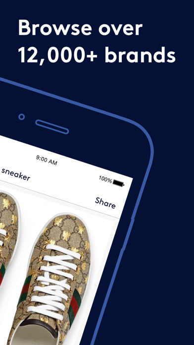 Screenshot #2 pour Lyst: Shop designer brands