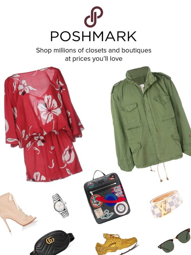 e95d8034f925a  Poshmark on the App Store