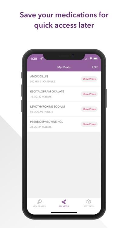 RxSaver Prescription Discounts screenshot-4