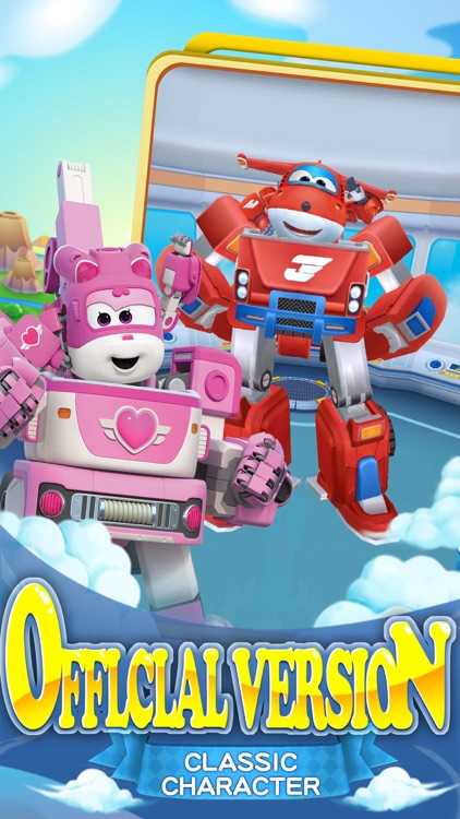 Super Wings - Jett Run screenshot-4