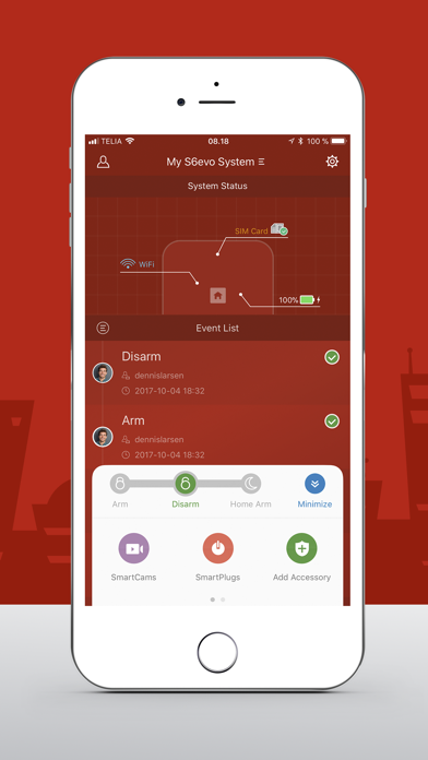 Screenshot for S6evo™ in Denmark App Store