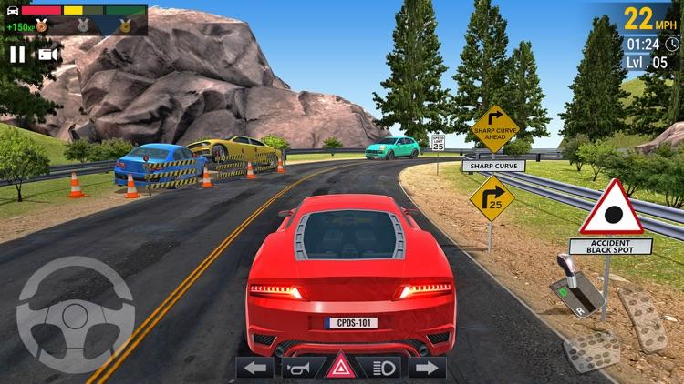Car Parking - Driving School screenshot-6