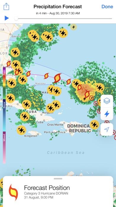 Weather Live゜ Screenshot
