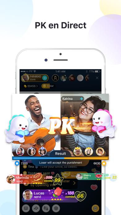 Télécharger BIGO LIVE: Live, Chat vidéo pour Pc