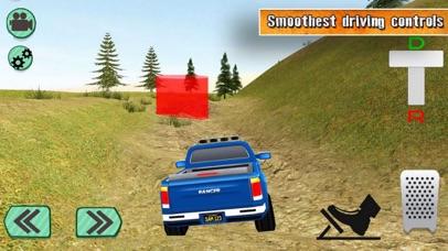 Truck Explore Driving Mountain screenshot 2