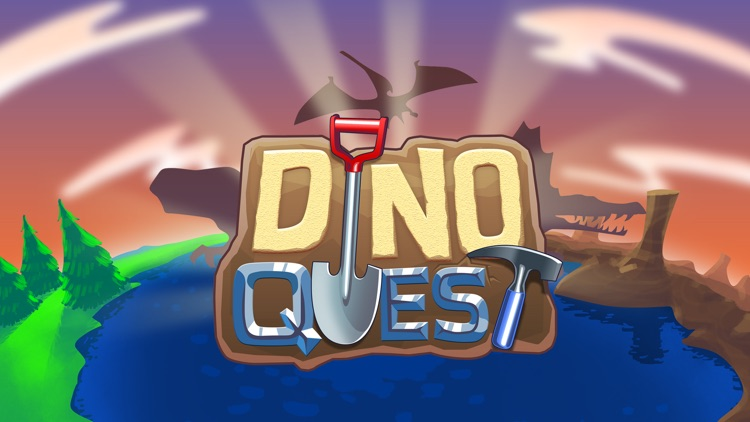 Dino Quest: Fossil Expedition screenshot-4