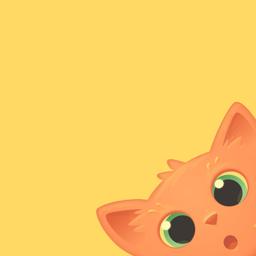 Ícone do app Here Kitty!