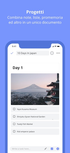 ‎Edo Agenda Screenshot