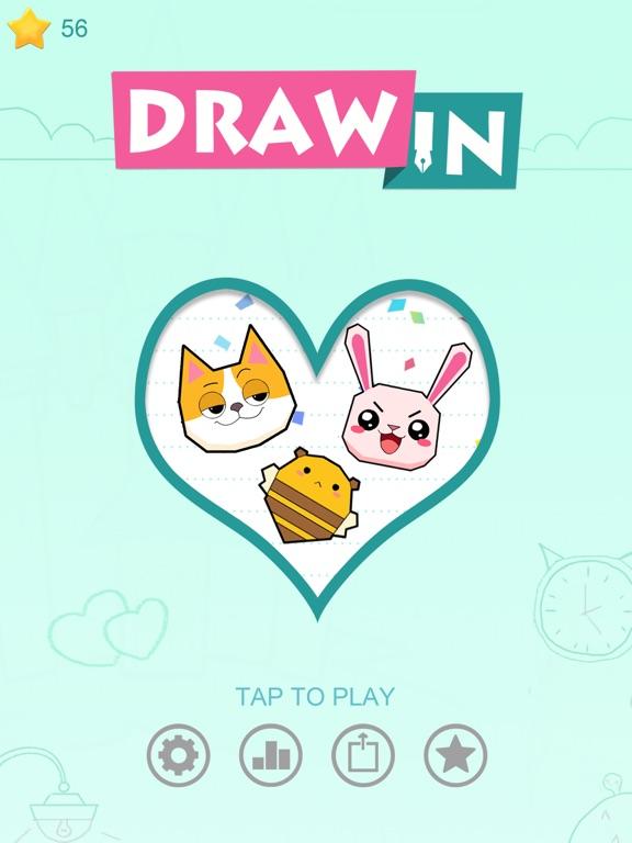 Draw In™ iPad app afbeelding 1