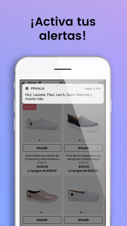 Privalia MX - Outlet de marcas screenshot-4