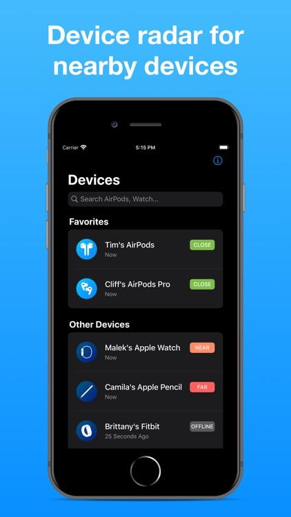 Find My Bluetooth Device screenshot-6