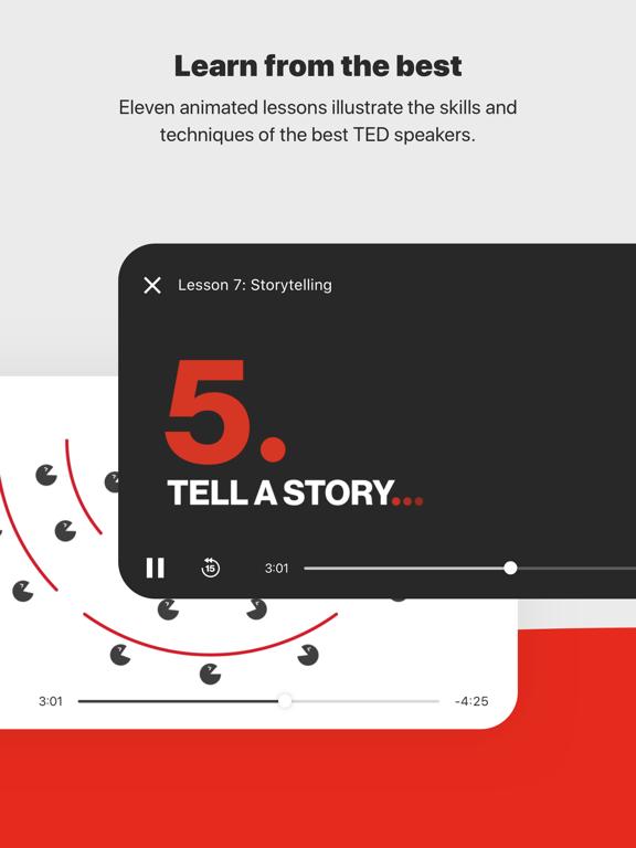 TED Masterclass screenshot 6