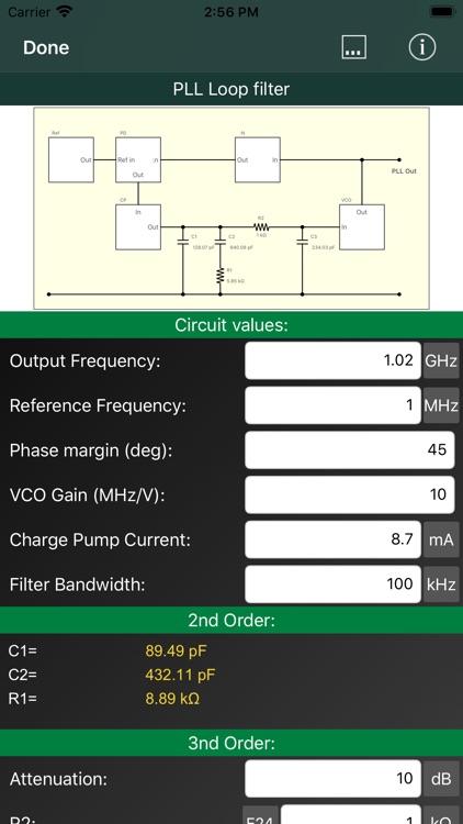 RF-Toolbox Pro screenshot-4