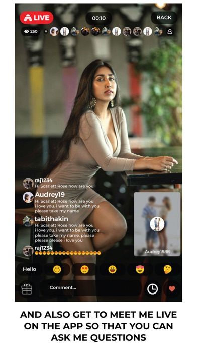 Scarlett Rose Official for Pc - Download free Social Networking app