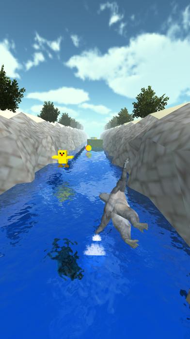 Flying Gorilla screenshot 1