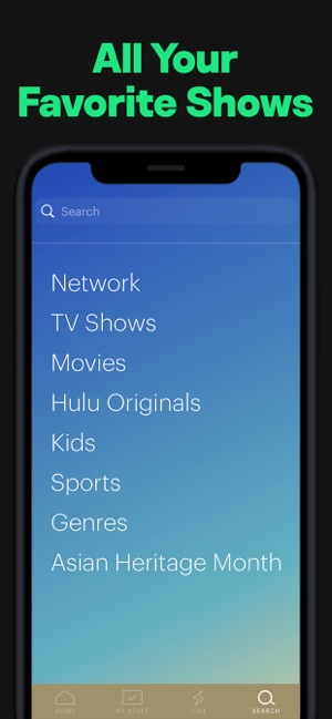 c31fceddea5 Hulu: Watch TV Shows & Movies on the App Store