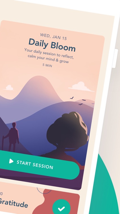Bloom: CBT Therapy & Self-Care