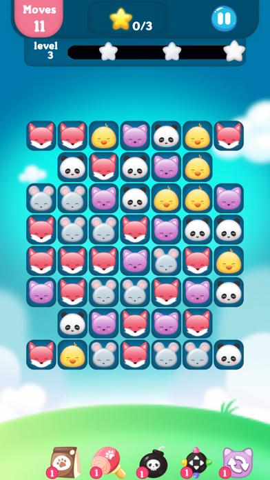 Screenshot for 动物消消乐园 - 萌宠快乐消消消 in Sweden App Store