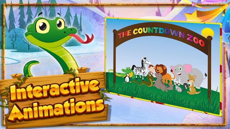 STEM Storiez - Countdown Zoo