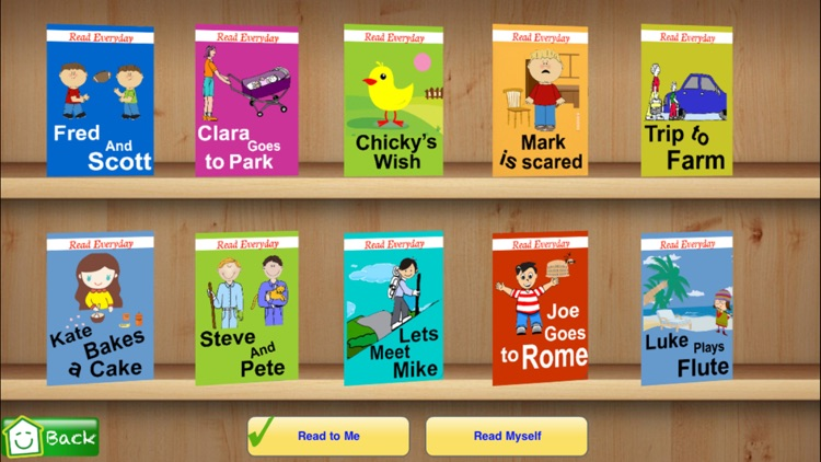 First Grade Hooked on Reading screenshot-7