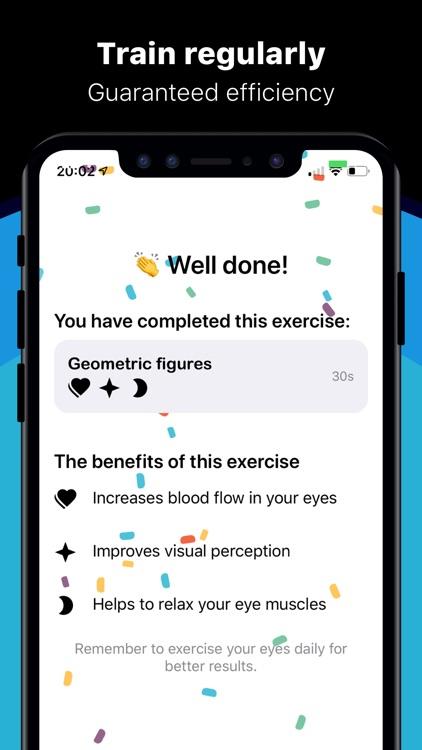 Eye Yoga - Exercise your eyes screenshot-3