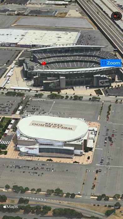 3D Sports Stadiums Lite screenshot 7