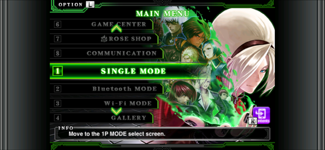 The King Of Fighters I 2012 On The App Store