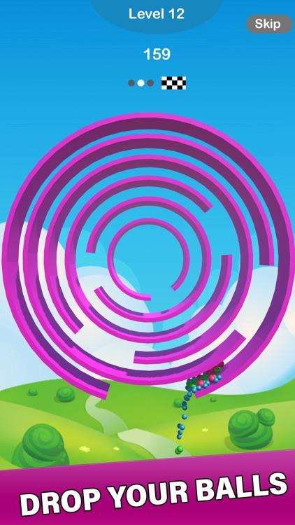 Balls and Maze 3D screenshot-3
