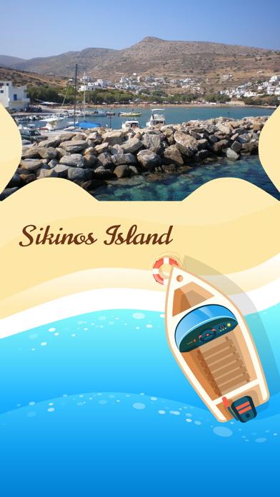 Visit Sikinos Island screenshot 1