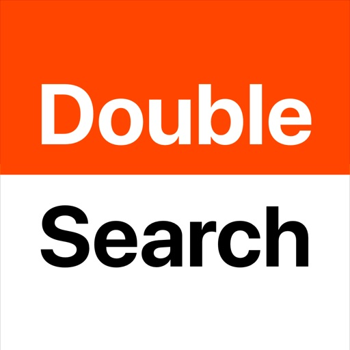 Double Search (ダブルサーチ) - 2画面検索