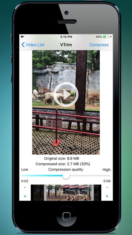 VTrim - Video & Photo Editor