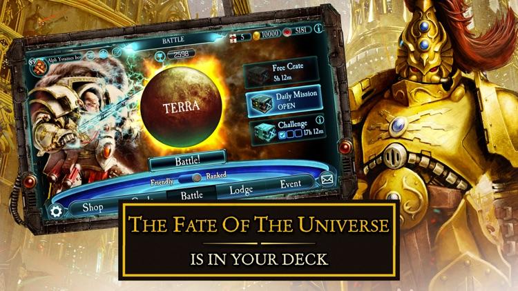The Horus Heresy: Legions screenshot-4