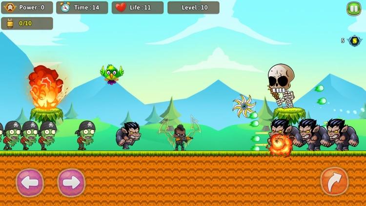 Bros's Adventure : Shooter screenshot-4