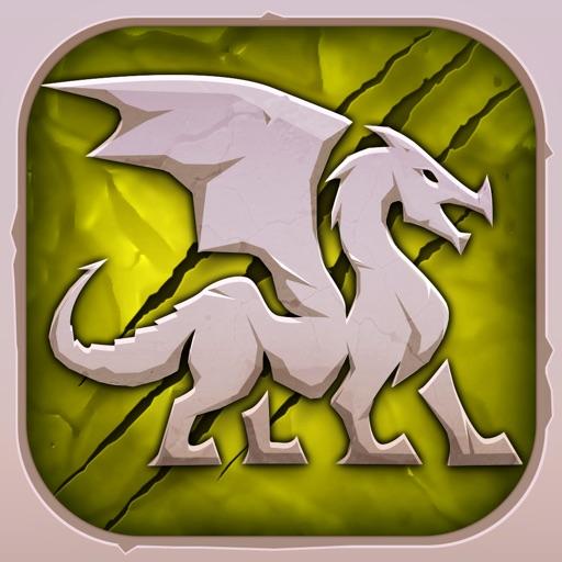 Sky Kingdoms: Dragon War iOS App