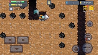 溶岩鉱車-楽しい鉱掘り育成ゲームのおすすめ画像3
