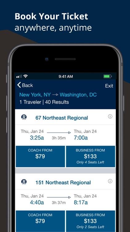 Amtrak screenshot-3