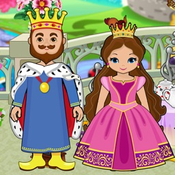 Pretend Play Princess Castle