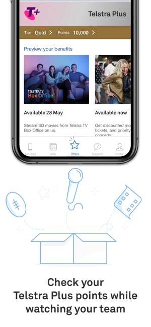 Telstra 24x7 on the App Store