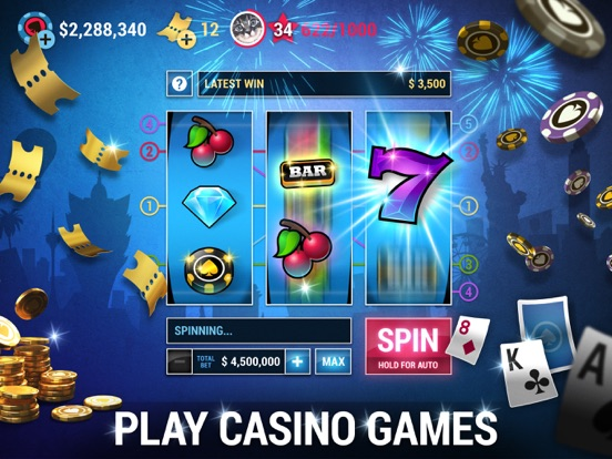 Poker World - Offline Poker screenshot