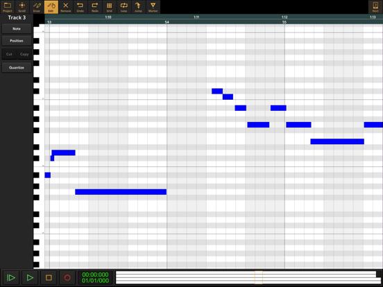 Screenshot #6 pour Audio Evolution Mobile Studio