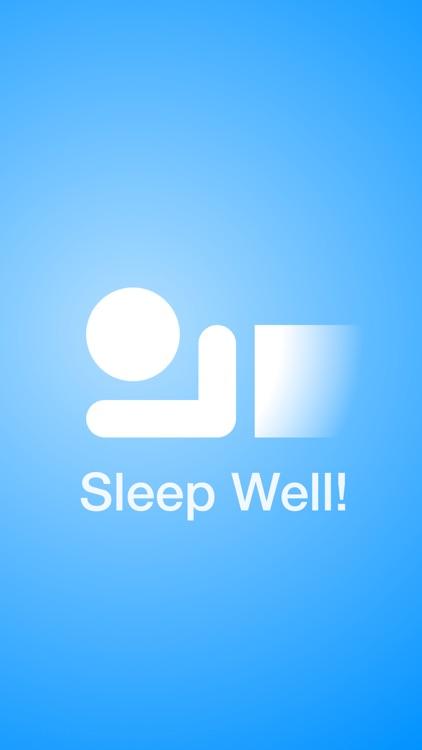 Sleep Well! Breathing Exercise screenshot-4