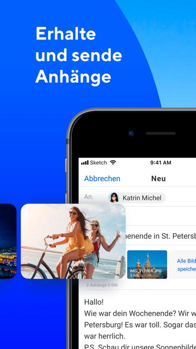 Herunterladen Email App– Mail.ru für Pc