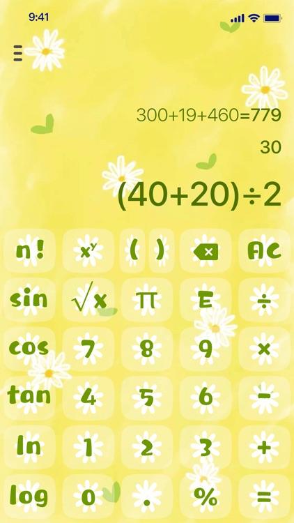 Color Calculator for pad+