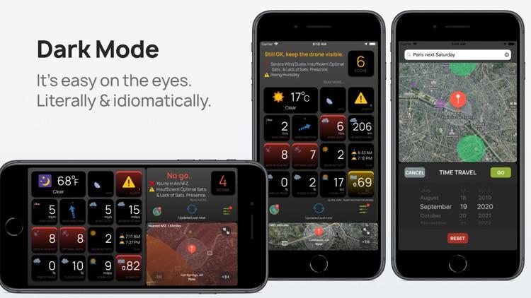 AURA - Smart Weather for Drone screenshot-5