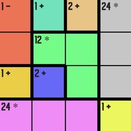Calcudoka – sudoku solver game
