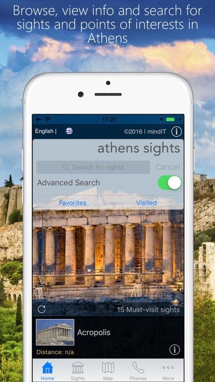 Athens Sights