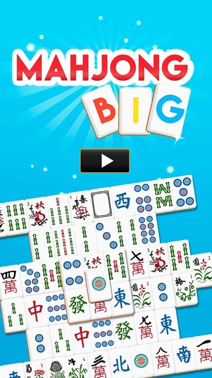 Mahjong BIG - Deluxe game screenshot-5