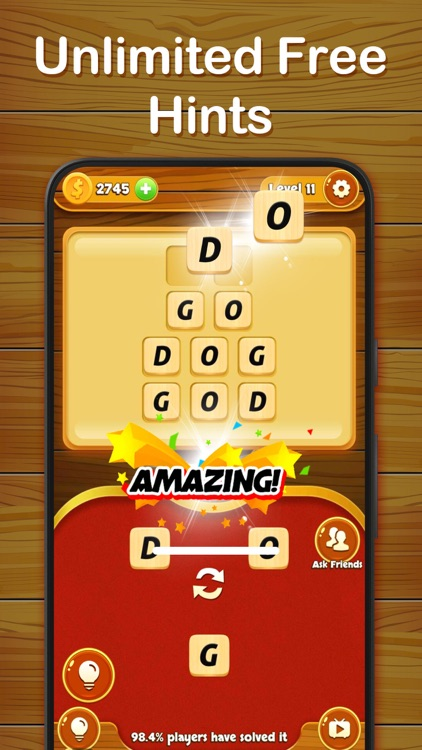 Word Connect – Best Word Games screenshot-3
