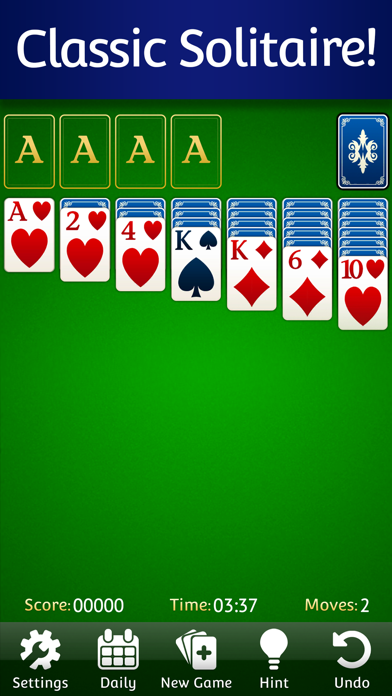 Solitaire ∴ for Windows